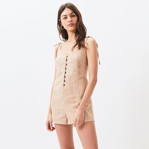 Pacsun Lucca Coutoure Romper